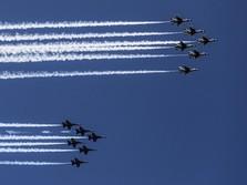 Awas Perang! Trump Mau Jual Jet Tempur Canggih F-35 ke EUA