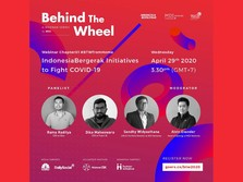 Ngabuburit di Webinar Behind The Wheel by Telkom MDI Ventures