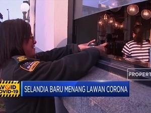 Selamat! Selandia Baru Berhasil Lawan Corona