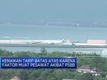 Waduh! Harga Tiket Pesawat Naik Akibat PSBB