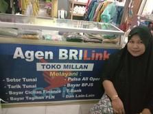 Perjuangan Lince Rawi, Agen BRILink di Pedalaman Kutai Timur