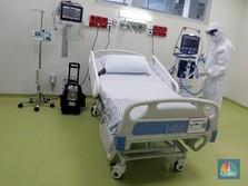 Kasus Positif Corona Meningkat, Okupansi Rumah Sakit 66%