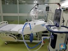 Melihat Peralatan Medis yang Diserahkan CT Corp ke RSCM