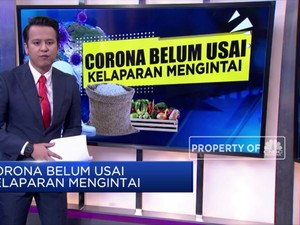 Corona Belum Usai Kelaparan Mengintai