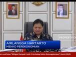 Airlangga Ungkap Maksud Jokowi, Soal Berdamai dengan Covid-19