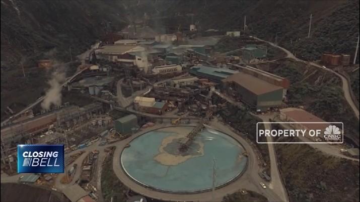 Freeport Indonesia Ajukan Tunda Bangun Smelter