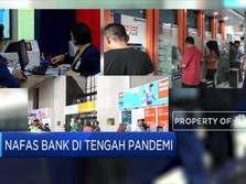 Perbankan Indonesia Merana Akibat Corona
