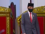 Pandemi Covid-19, Jokowi Minta Petani Harus Tetap Berproduksi