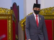 Jokowi Sebut Tak Ada Satupun Negara yang Siap Hadapi Covid-19