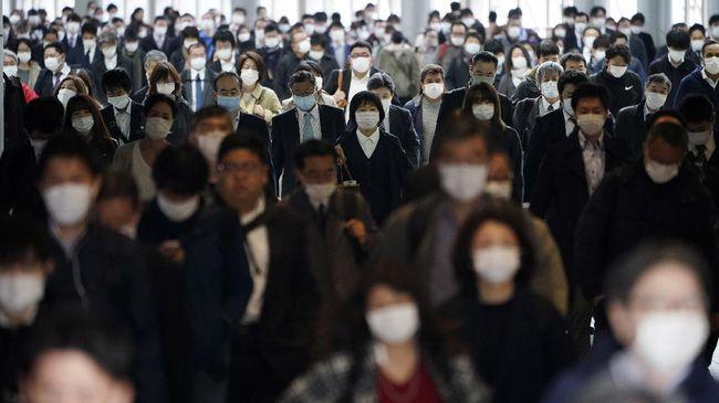 Langkah Penanganan Corona Jepang Hingga Cabut Stat
