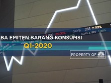 Daftar Laba Emiten Barang Konsumsi Q1-2020