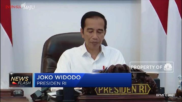 Presiden Siapkan 5 Skema Besar Program Pemulihan Ekonomi UMKM