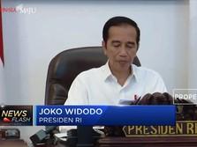 Jokowi: Jangan Cuma Mau Stimulus, Tapi Tetap PHK!
