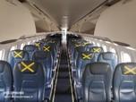 Terungkap Kenapa Pesawat Akhirnya Boleh Angkut 70% Penumpang