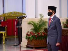 Jokowi: Stimulus Harus Sampai ke PKL Hingga Tukang Gorengan