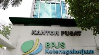 Bantu Pengusaha Bayar THR, Jokowi Potong Iuran Jamsostek