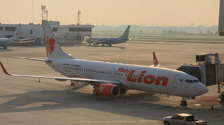 Maskapai Penerbangan Lion Air. Ist