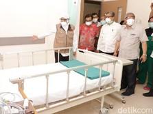Didukung Penuh CT Corp, 51 Bed di RSKI Unair Siap Digunakan