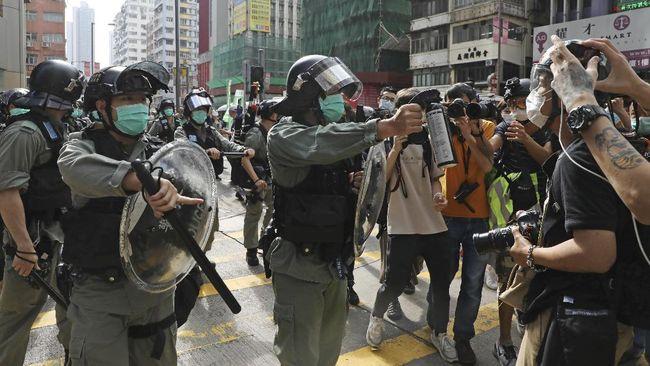 Awas! Hong Kong Bakal Membara Lagi, Kenapa?