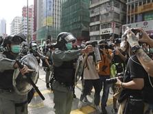Ini Lho Isi UU China yang Bisa Bikin Hong Kong Membara Lagi