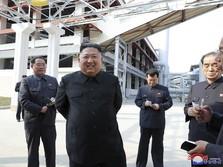 Mantap! Kim Jong Un Mampu Hadang Covid-19 di Korut