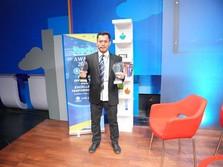 Brantas Abipraya Borong Penghargaan Top IT & Top Telco 2020