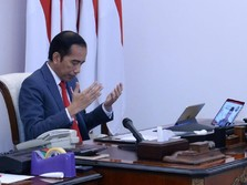 Jokowi: Selamat Jalan The Godfather of The Broken Heart