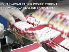 65 Karyawan Positif Corona, Ini Awal Mula Klaster Sampoerna