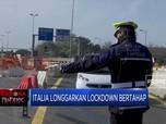 Italia Longgarkan Lockdown Bertahap