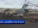 Q1-2020, Laba Bersih PTBA Capai Rp 903 M