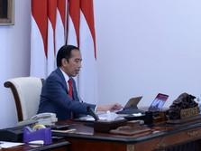 Jokowi: Kita Hadapi Keadaan yang 'Extra Ordinary'
