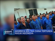 Buka-bukaan Pemerintah Soal 500 TKA China yang Bakal Masuk RI