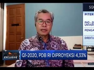 Piter Abdullah: Perpu,Ruang Bagi Pemerintah Untuk Biayai APBN