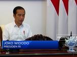 Waspada Kemarau, Ini Tiga Arahan Jokowi Jaga Stok Pangan