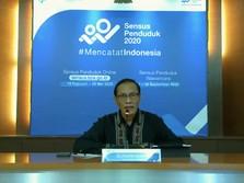 Duh! Pertumbuhan Ekonomi Indonesia Cuma 2,97% di Q1-2020