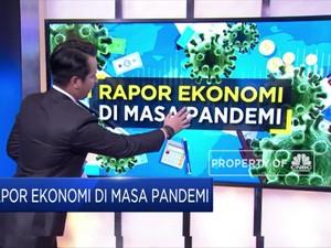 Rapor Ekonomi di Masa Pandemi