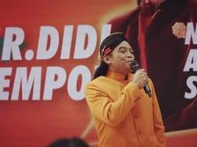 Netizen Tangisi Kepergian Didi Kempot, Trending di Twitter