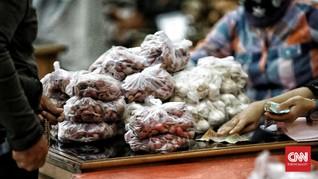 Jokowi Soroti Harga Bawang Merah dan Gula Masih Mahal