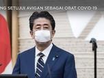 Jepang Setujui Avigan Sebagai Obat Covid-19