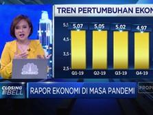 Ekonomi 2020 Tertekan, PDB RI Diproyeksi Mendekati Level 0%