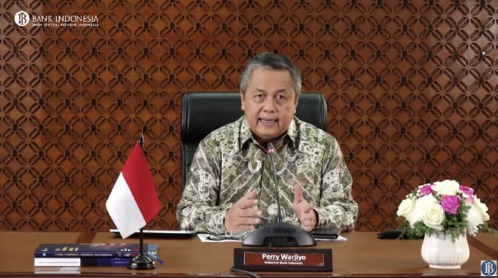 Perry Warjiyo, Bank Indonensia.