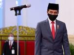 Ambisi Besar Jokowi: Curva COVID-19 Turun Bulan Ini