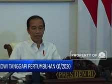 Ekonomi Cuma Tumbuh 2,97%, Ini Respons Jokowi