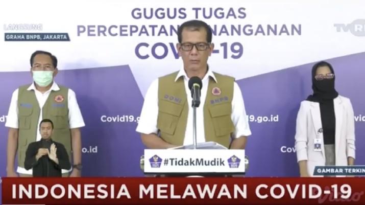 Doni Monardo, Kepala Gugus Tugas Covid-19.