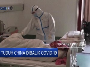 AS Tuduh China Dibalik Covid-19