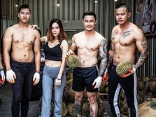 Kepepet Corona, Instruktur Gym Rama-ramai Jadi Tukang Duren