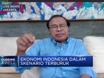 Rizal Ramli Sebut Ekonomi Sudah Merosot Sebelum Corona
