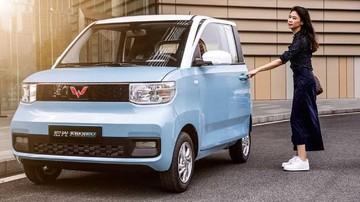 Maaf Ri Belum Bisa Produksi Mobil Listrik Impor Dulu