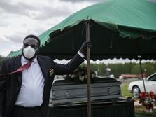 Mengintip Desa dengan Kematian COVID-19 Tertinggi di AS