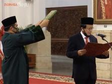 Resmi! Jokowi Lantik Dian Ediana Sebagai Kepala PPATK